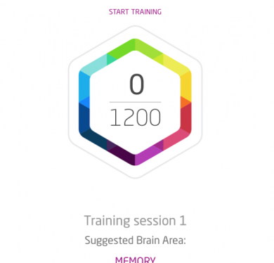 FIT Brains Trainer App, FIT Brains Trainer Gehirntraining App