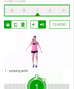 7 MINUTES Workout Challenge App, 7 Minutes Workout Challenge