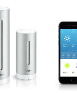 Home CO2 Sensor, NETATMO Wetterstation