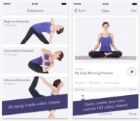 Yoga Studio iPhone App